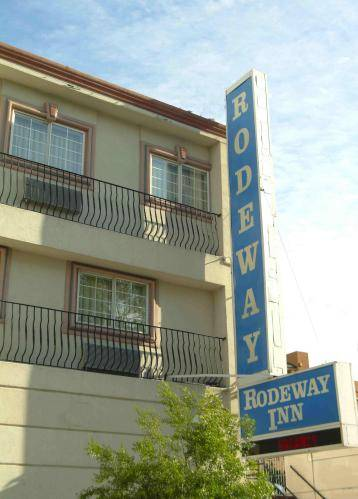 Rodeway Inn Civic Center