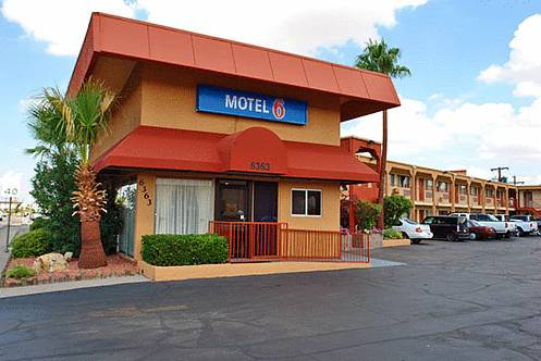 Motel 6 El Paso-Airport-Fort Bliss