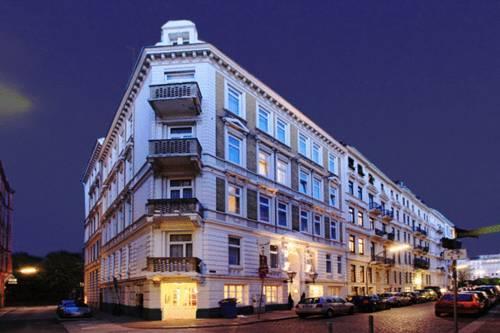 Centrum Hotel Aachener Hof Hamburg-Alster