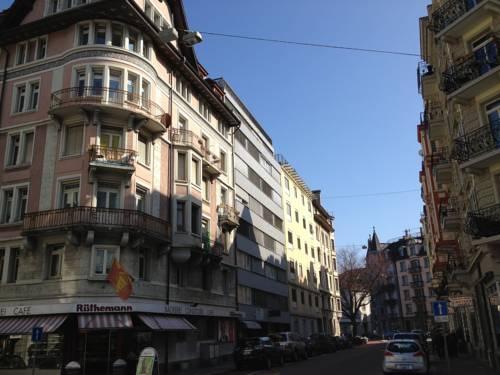 Apartmenthaus Winkelried
