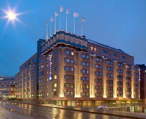 Radisson Blu Royal Viking Hotel, Stockholm