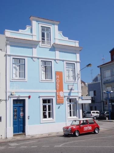 Aveiro Rossio Hostel