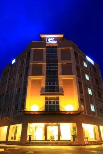 Ecotel Hotel Butterworth