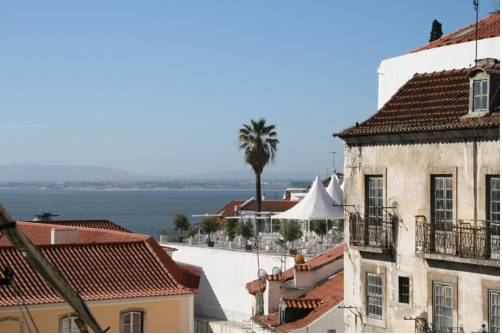 Charming flat in Alfama - St. Jorge Castle