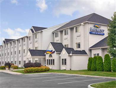 Bridgepointe Inn & Suites