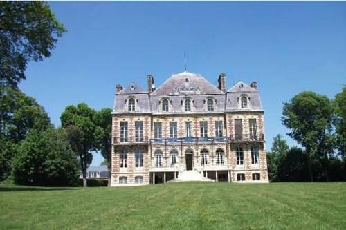 Château de Montigny sur l'Hallue