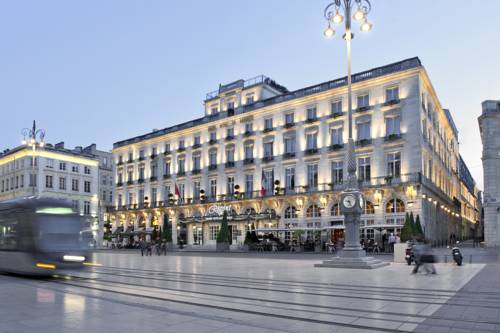 Grand Hotel de Bordeaux & Spa