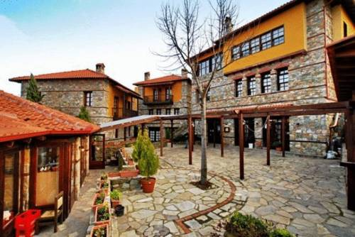 Pliades Hotel