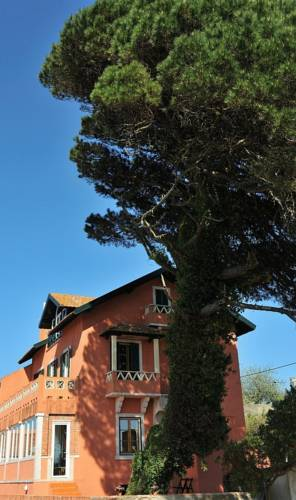 The House of the She-Pine-Tree
