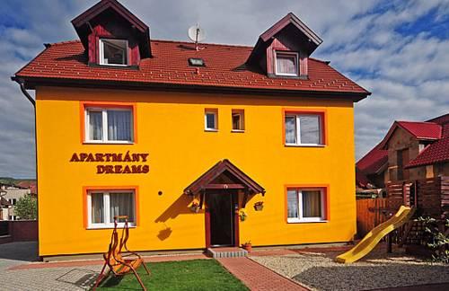 Apartmány Dreams