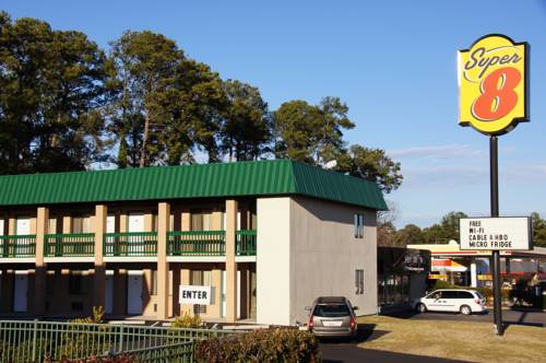 Super 8 Motel/Fort Jackson