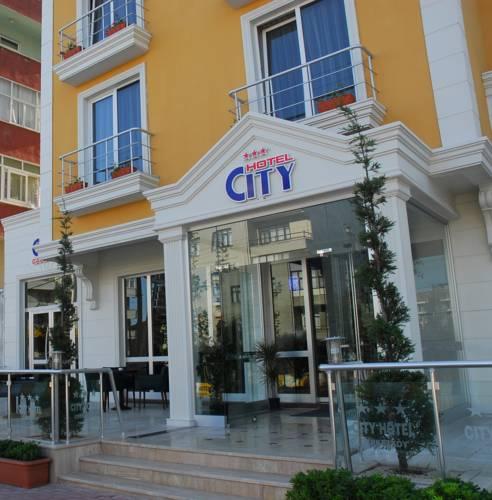 Hotel City Cerkezkoy