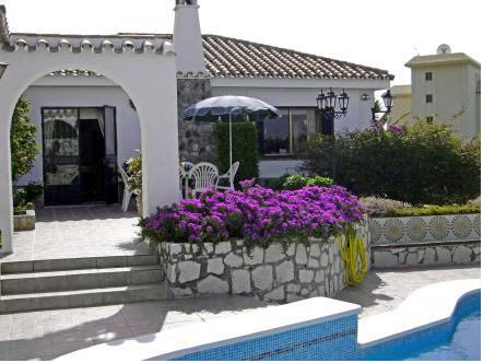 Holiday Home Salto del monte Fuengirola