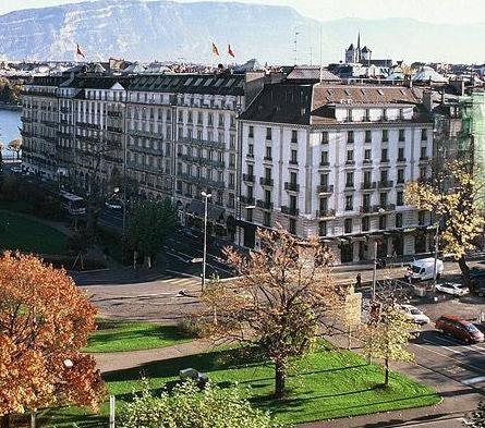 Adagio Genève Mont-Blanc (ex: Résidence Mont-Blanc)