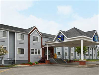 Microtel Inn & Suites by Wyndham Syracuse Baldwinsville