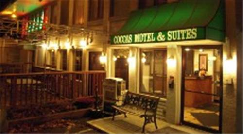 Cocca's Inn & Suites - Route 7
