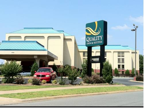 Quality Inn and Suites Little Rock
