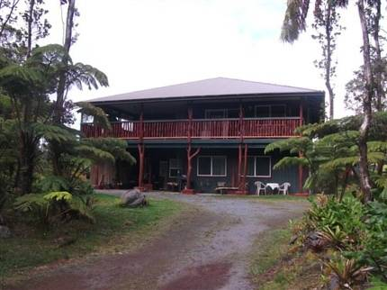 Aloha Crater Lodge and Lava Tube Tours