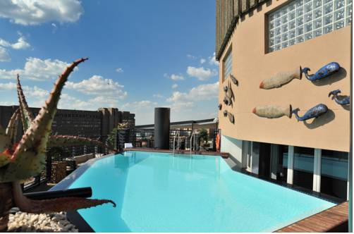 Protea Hotel Parktonian All Suite