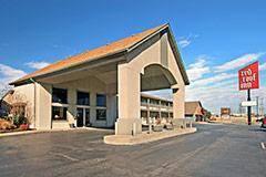 Red Roof Inn Oklahoma City Airport-Fairgrounds