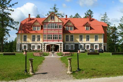 Cantervilla Castle