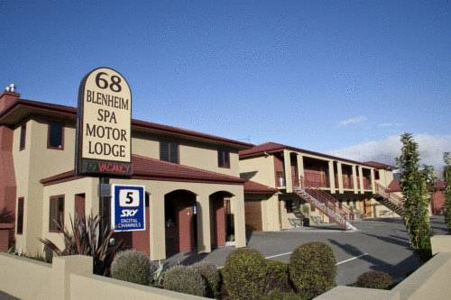 Blenheim Spa Motor Lodge