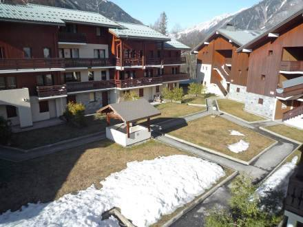 Apartment Les Jardins du Mont Blanc II Chamonix