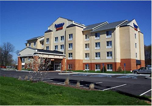 Fairfield Inn and Suites by Marriott Seymour