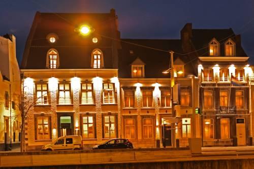 hotel bigarré maastricht centrum maastricht bölgesinden 0 7km en ...