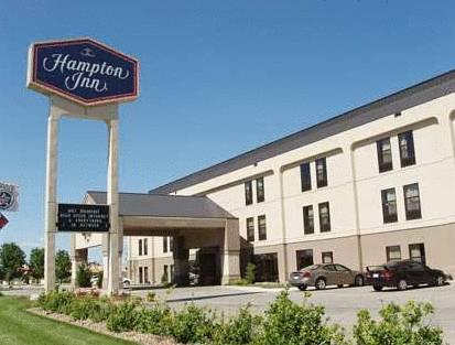 Hampton Inn Hutchinson