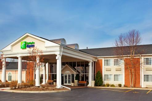 Holiday Inn Express Hotel Chicago-St. Charles