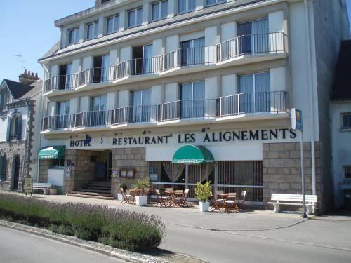 Hotel les Alignements