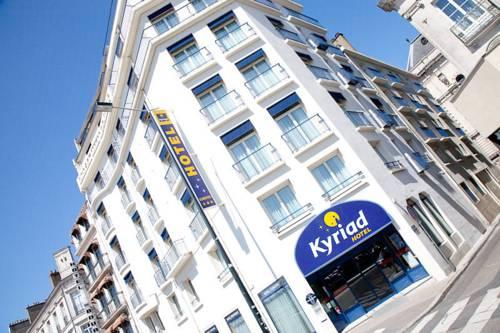 Kyriad Nantes Centre Gare Nord