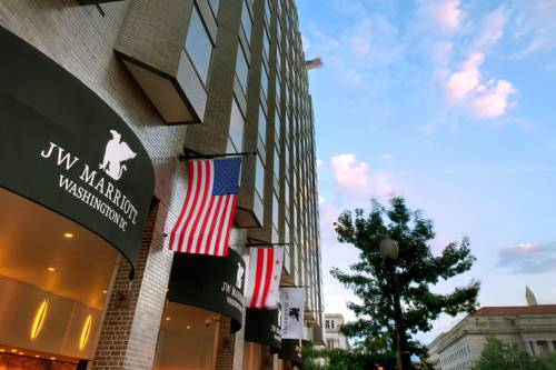 JW Marriott Hotel Washington DC