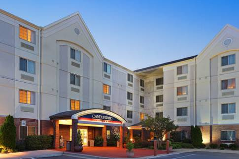 Candlewood Suites West Little Rock