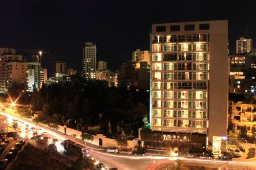 The Living by Beirut Homes