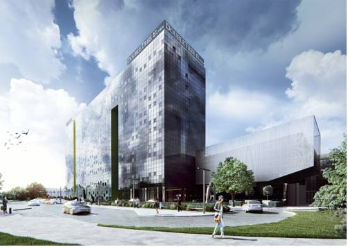 Double Tree by Hilton Lodz