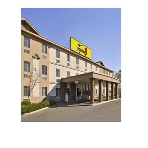 Super 8 Motel - Albuquerque/Midtown
