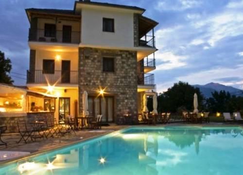 Hotel Xenion tou Georgiou Merantza
