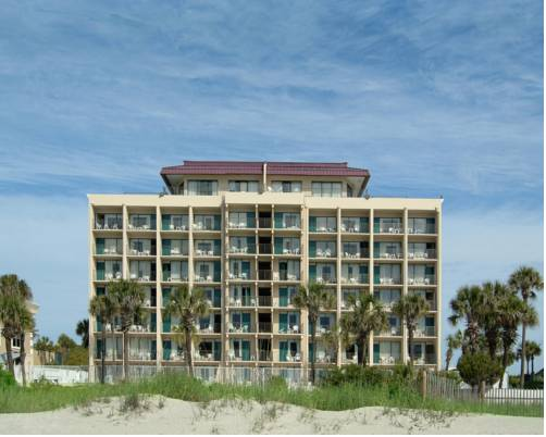 Comfort Inn & Suites Beach Front Central