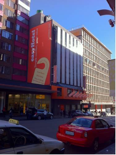 easyHotel Johannesburg CBD