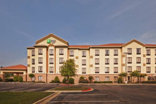 Holiday Inn Express Hotel & Suites McAlester