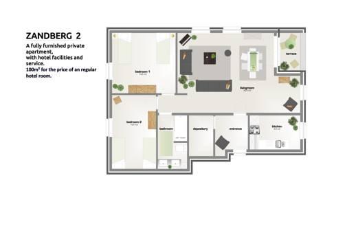 ApartHotel De Zandberg II