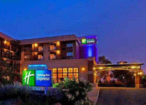 Holiday Inn Express Rolling Meadows-Schaumburg Area