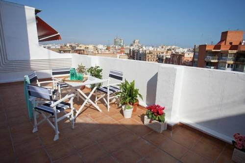 Apartment Valencia Panoramic Valencia II