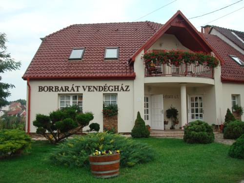 Borbarát Vendégház