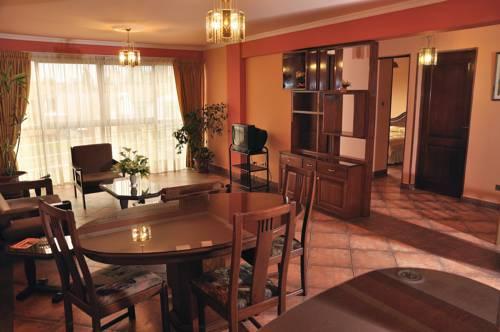Apart Hotel Violettas