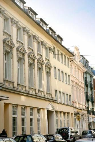 Apartmenthaus - my home partners Düsseldorf