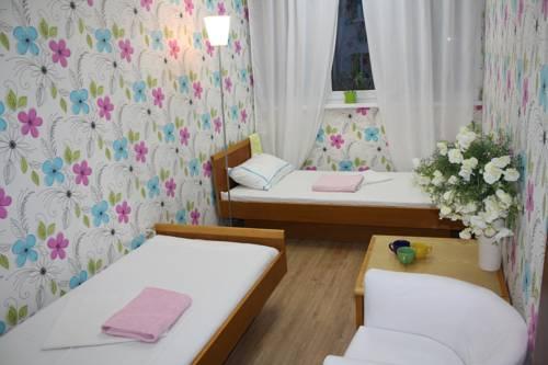 Yozh Hostel