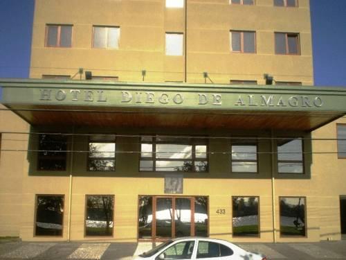 Hotel Diego de Almagro Valdivia